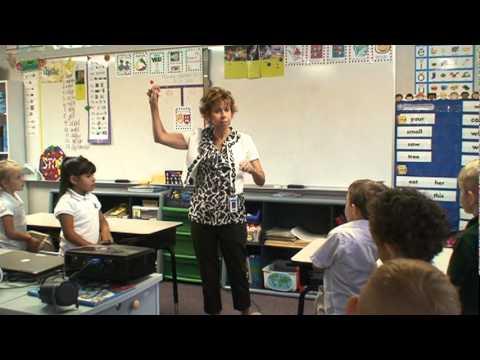 1st Grade Student Engagement