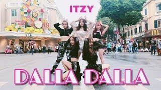 Download [KPOP IN PUBLIC CHALLENGE] ITZY(있지) - 달라달라(DALLA DALLA) | Dance Cover by Fiancée | Vietnam Video
