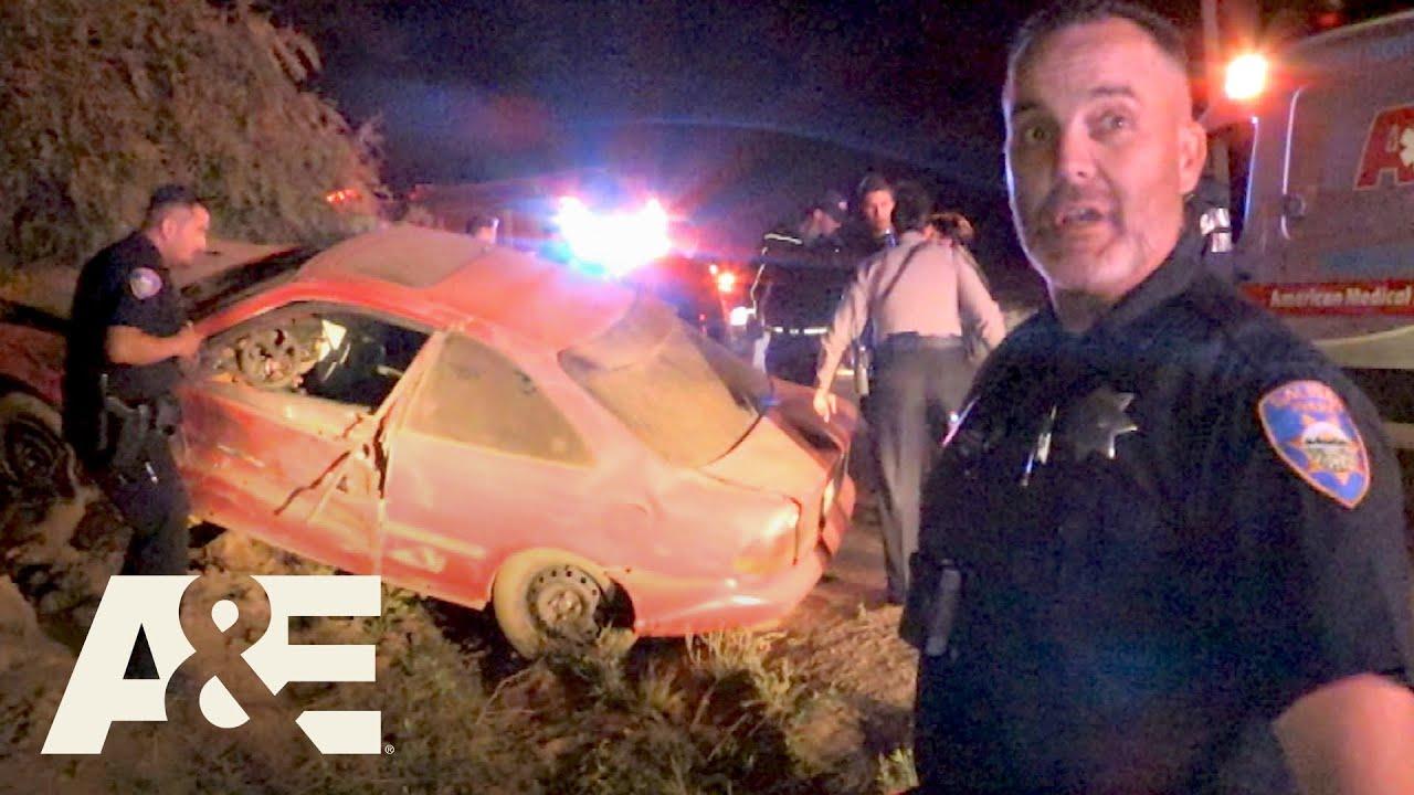 Live PD: That's a Car, Not a Speed Bump (Season 3)   A&E