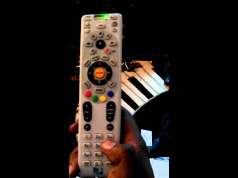 HOW TO PROGRAM YOUR DIRECTV REMOTE INPUT BUTTONS