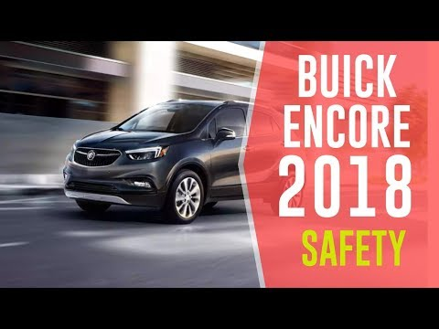 2018 Buick Encore SAFETY
