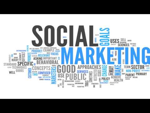 What is social marketing? Meaning of social marketing? Examples of social marketing.strategies,steps