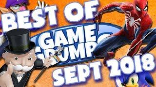 BEST OF Game Grumps - September 2018