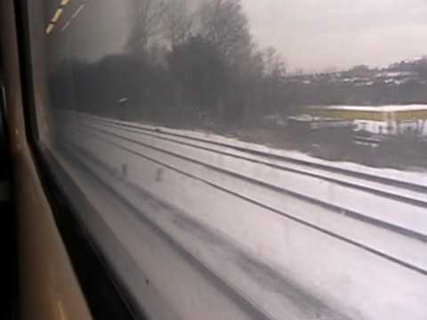 London-Nottingham East Midlands HST