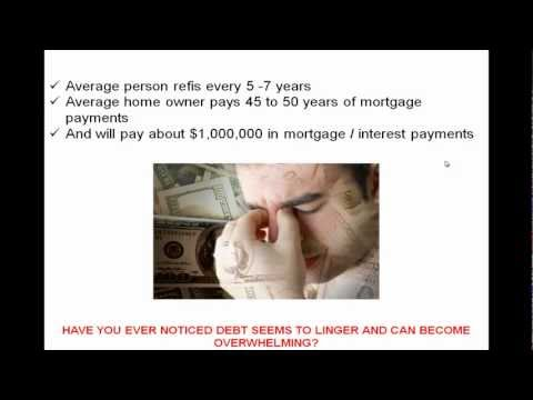 SAVE 100,000 DOLLARS IN MORTGAGE PAYMENTS