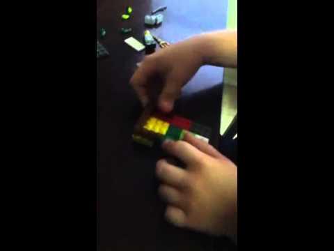 How to build a Lego claw machine