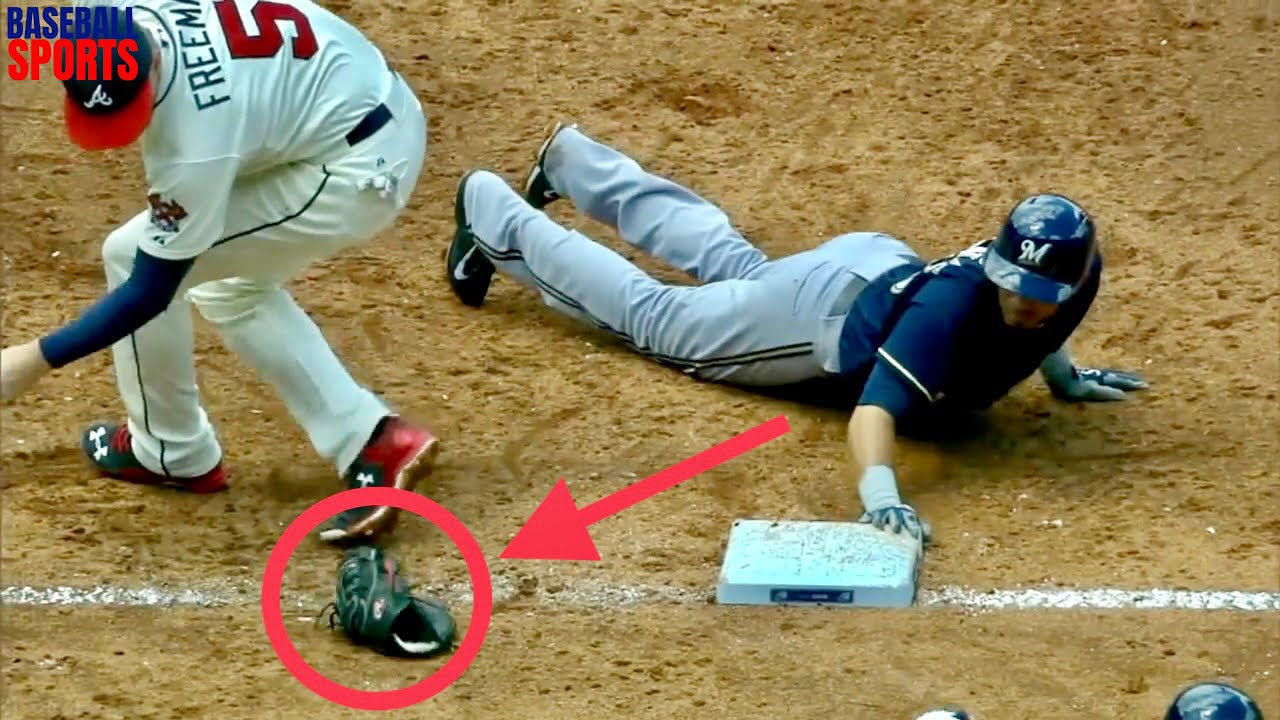 MLB | Weird Moments
