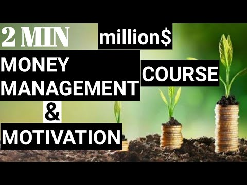 Money management course and motivation - Worth Million dollars price in 2 min-Hindi