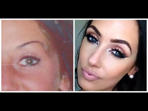 HOW TO GROW your eyebrows FAST