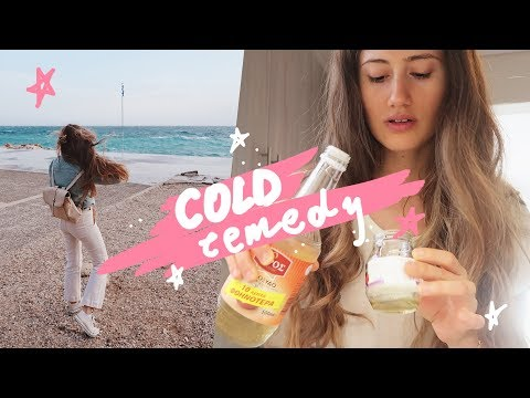 How I boost my immune system / easy DIY cold remedy