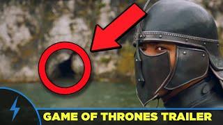 Game of Thrones Season 7 Trailer 2 BREAKDOWN