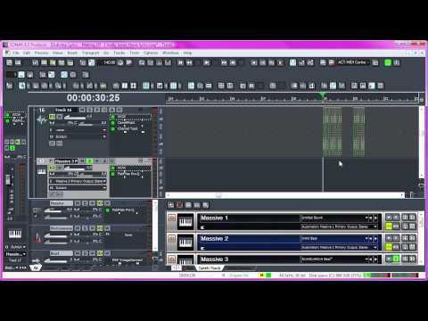 Tutorial: Vowel Basses in Massive, WOW! [Making of Dubstep Lyrics]