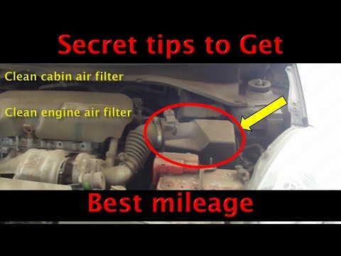 How To Clean Your Car Air Filter At Home