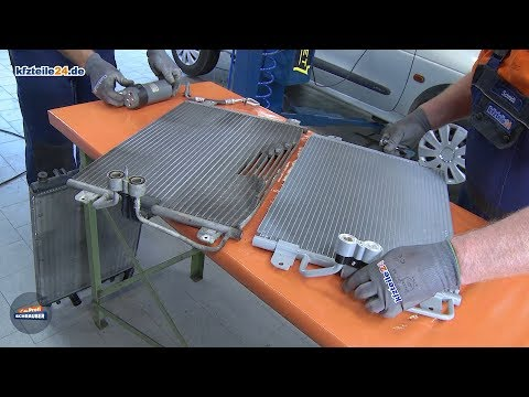Kondensator wechseln - Renault Megane [TUTORIAL]
