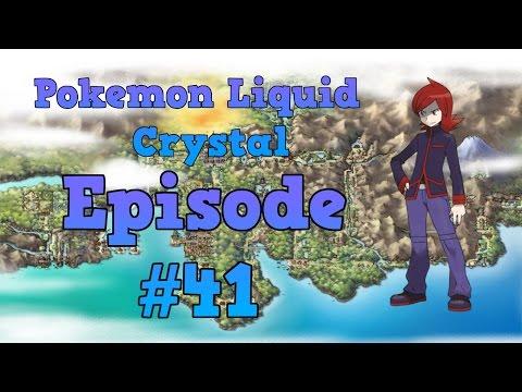 Pokemon Liquid Crystal Walkthrough - Part 41: Team Saturn Lavender Town Radio Tower Takover
