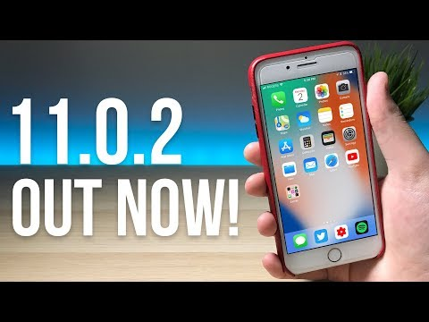 iOS 11.0.2 Released! What's New?