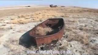 Aral Sea Before and After 2010 :  Exclusive Video [HD]