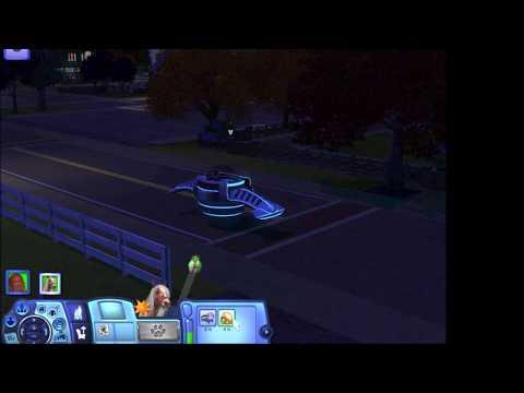 Sims 3 Pets Alien Abduction