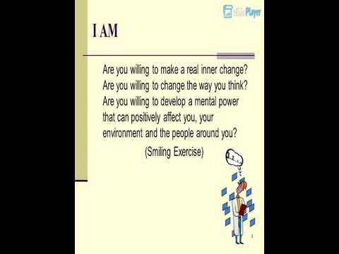 The Power of Positive Thinking ppt video online download