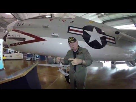 A-7B Corsair II Walkaround Frontiers of Flight Museum