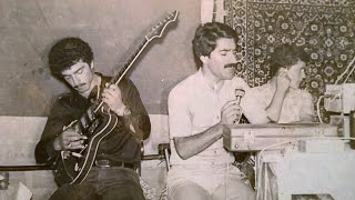 Agadadash Agayev - Vəfalı yarım (Gitara musayeti MirMehman Agayev -1984)