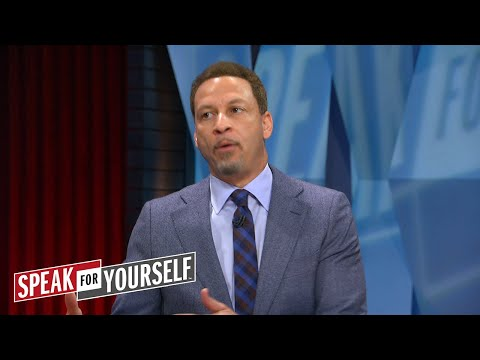 Chris Broussard on LeBron's leadership and chances he leaves Cleveland | NBA | SPEAK FOR YOURSELF