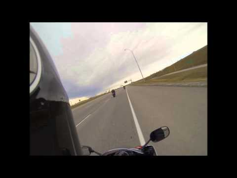Calgary to Canmore Part 1