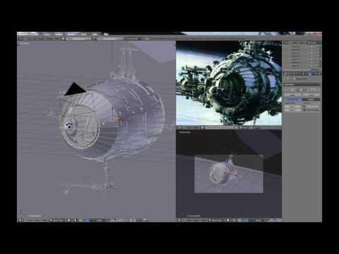 Blender For Noobs - the Secrets of Blender Modeling - Part 10 of 14