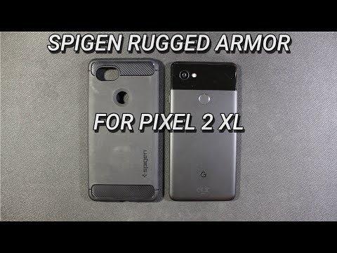 Pixel 2 XL Spigen Rugged Armor