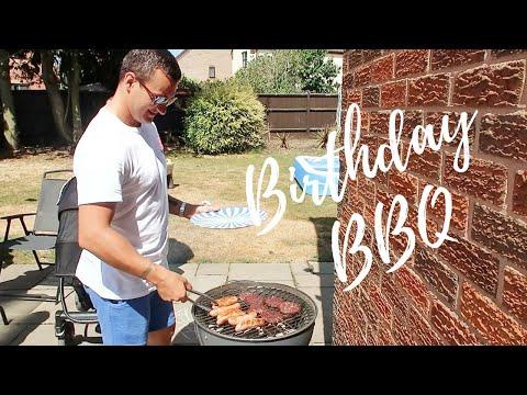 BIRTHDAY BBQ! | THE SATURDAY VLOG #52 | CARLY ELLEN