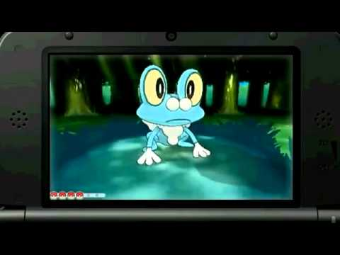 Pokemon X and Pokemon Y | 3DS rom | SoundTrack | for Download 3DS ROM Download