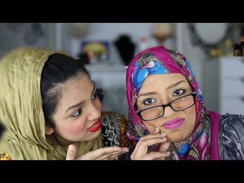 RAMADAN TIPS WITH HIJABADORE's AUNTIES - FUNNY!!!
