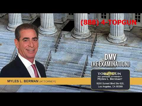 What Is DMV Re-Examination?