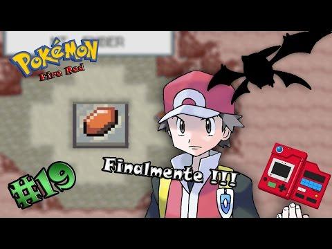 Pokemon Fire Red Detonado - Parte 19 - Como pegar o Ruby