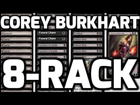 Channel Corey  - Modern 8-Rack (Deck Tech & Matches)