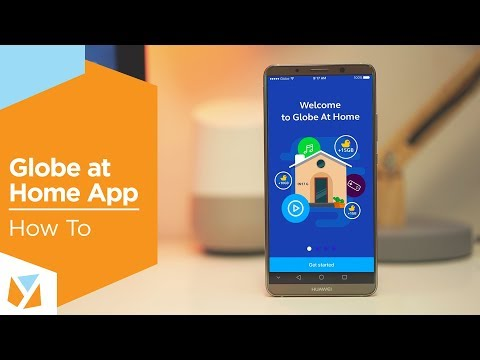 Globe at Home App & A Giveaway