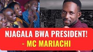 MC MARIACHI LATEST COMEDY 2019, UNCUT
