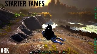 EARLY GAME TAMES -Tips for Official PVP (Part 3) - ARK Survival