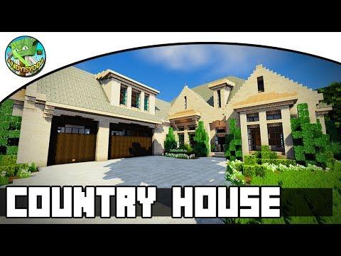 andyisyoda + Keralis Minecraft Showcase - Country House
