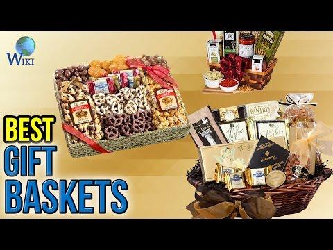 7 Best Gift Baskets 2017