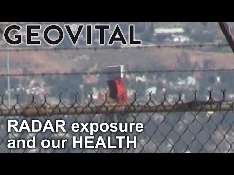 Hear it IN the body! Radar radiation exposure and health