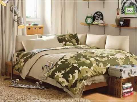Good Army bedroom design