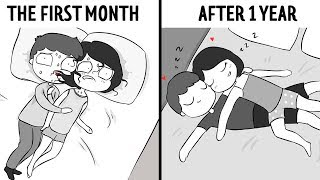 38 RELATIONSHIP FACTS EVERY COUPLE CAN RELATE TO