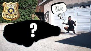 Someone ALREADY STOLE My BRAND NEW DREAM CAR...(POLICE GOT INVOLVED)