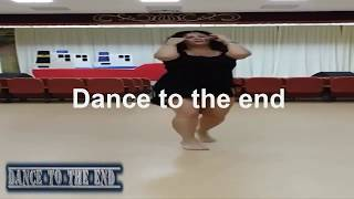رقص بجسم  ابيض دمار