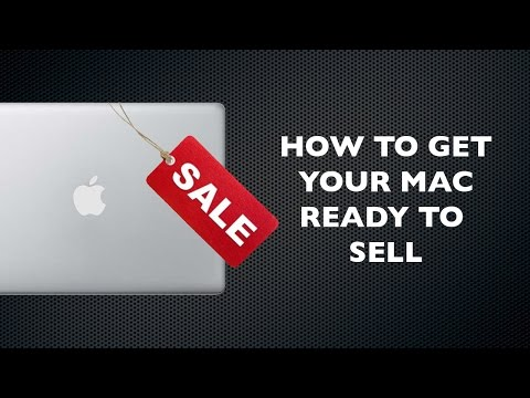 How to Erase and Restore Mac OS X and Get Your Mac Ready To Sell