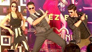 Akshay Kumar - Tu Cheez Badi Hai Mast Mast Remix Song Launch Full Video HD |Machine|Mustafa,Kiara