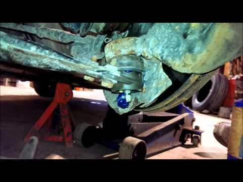 how to replace balljoints volkswagon TDI Jetta