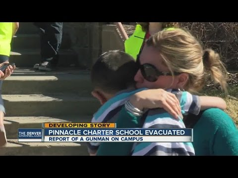 Pinnacle Charter School evacuated