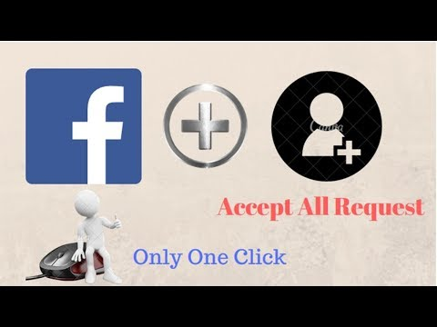 How to Accept and Removed all Facebook Friend Request and Group Member Useing Java Script